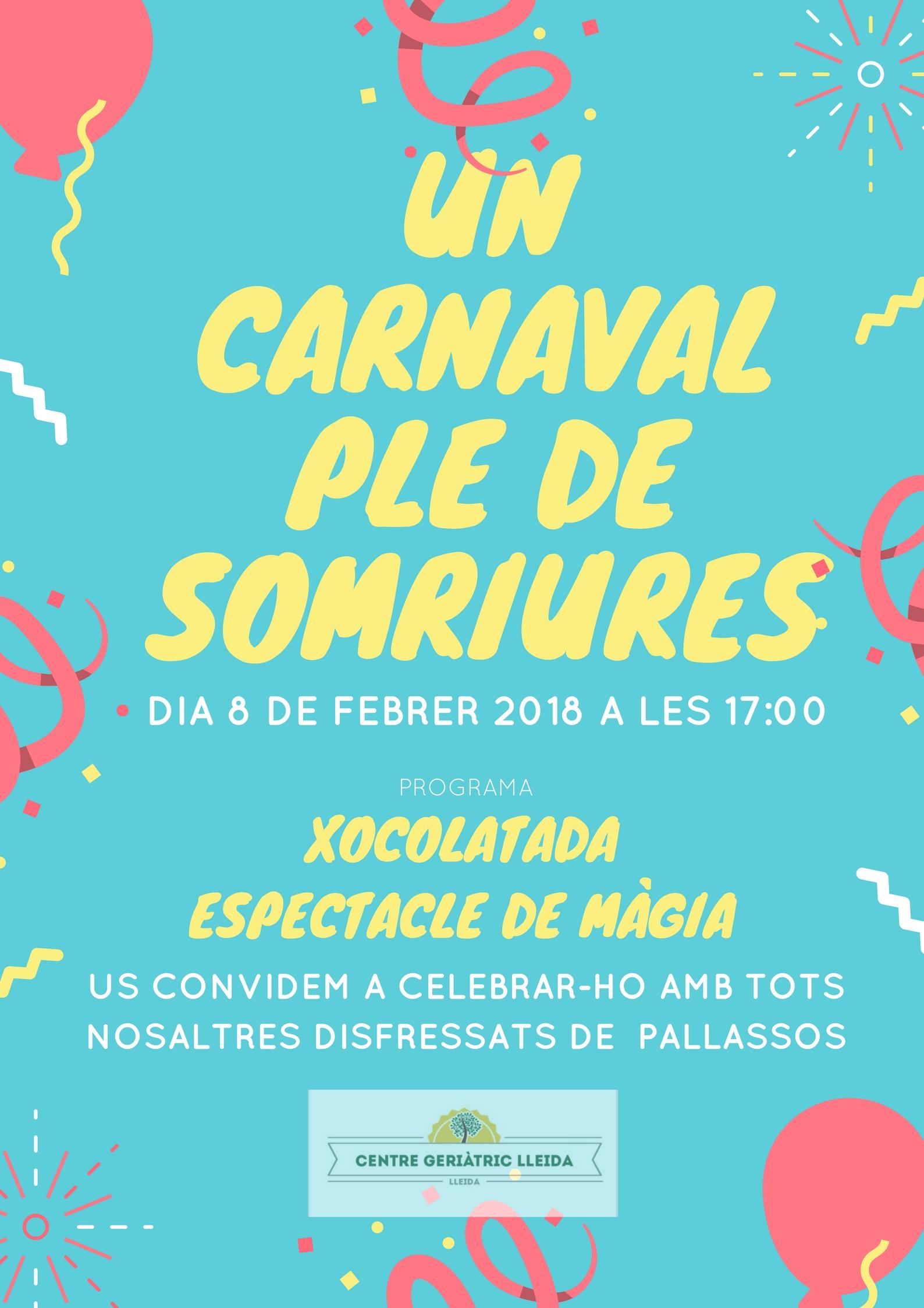 Un carnaval ple de somriures